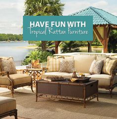 Outdoor Wicker Furniture Furniture Decor Have Fun Outdoores Outdoor Living