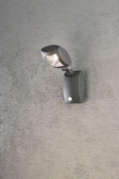 Wandlamp Konstsmide Latina 7937-370 #buitenlamp #sensorlamp #sensorverlichting #lamp123.nl #tuinverlichting #buitenverlichting