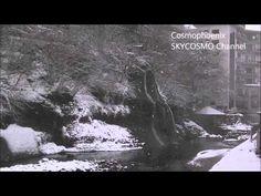 塩原温泉 雪降る名瀑七絃の滝