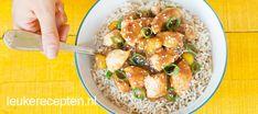 Kip teriyaki maak je voortaan helemaal zelf met behulp van dit heerlijke recept met mango