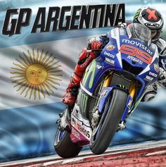 Race # 3 in Argentina 2015