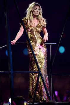 Kate Moss in Alexander McQueen at the Closing Ceremony