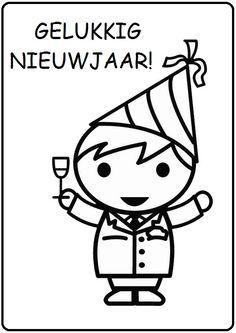 * Gelukkig Nieuwjaar!