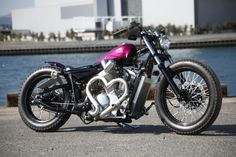 Love is in the air!!    Steed 400 by Heiwa Motorcycle