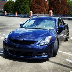 Front View-Altima Coupe
