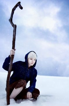 Frost Guardian by ~Shredinger-Cat on deviantART - jack frost cosplay