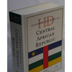 Containing over 1'200 entries on all aspects of the Central African Republic.   The dictionary contains chronology, bibliography, politics, economy, religion and culture.   An excellent reference guide to the Central African Republic.   This book is in very good condition with no damage to the covers and pages.