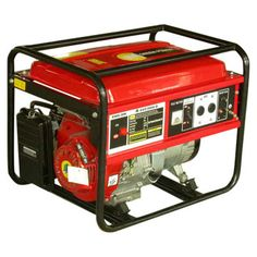 Electrical: Gas Generator 2013 (03/16)