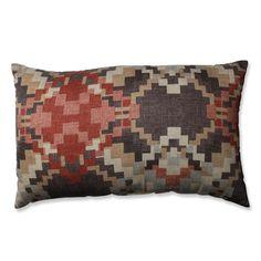 Found it at Wayfair - Cabin Fever Heather Cotton Lumbar Pillow