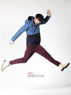 Kim Woo Bin - K Wave Magazine May Issue '13