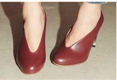 RMB 700 韩国代购stylenanda官网正品直邮 透明跟多色手工单鞋高跟鞋-淘宝网