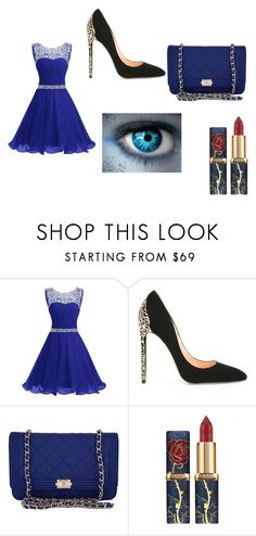 """""""Untitled #272"""" by jordan-moffitt ❤ liked on Polyvore featuring Cerasella Milano and Chanel"""
