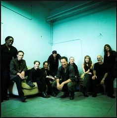 © Danny Clinch | Bruce Springsteen and the E Street Band 2002