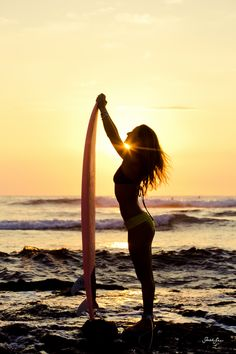 Surf girl... Ph Sarah Lee...