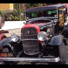 Feirinha do Largo da Ordem Exposição Carros Antigos