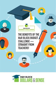 Hundreds of teachers across the country love using the H&R Block Budget Challenge to teach students personal finance. Don't take our word for it, let them tell you!