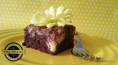 Cheesecake Brownies (20cm )