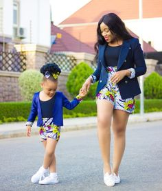 African Fashion Ankara, African Fashion Designers, Latest African Fashion Dresses, African Print Fashion, Africa Fashion, Ankara Styles For Kids, African Dresses For Kids, African Print Dresses, African Kids