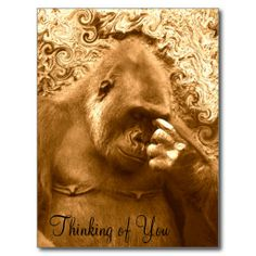 Thinking of You_Postcard by Elenne Boothe. You can also customize this postcard for any occasions. http://www.zazzle.com/thinking_of_you_postcard-239345056477560239