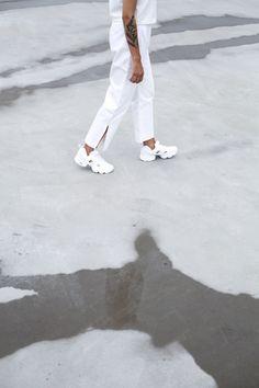 white denim | www.un-cluttered.com