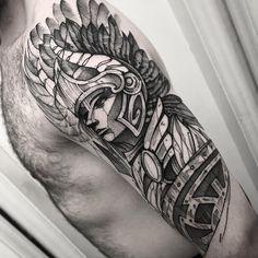 Trampo incrível do @junnionunes de Belo Horizonte/MG  Contato e orçamentos pelo Jnunestattoo@gmail.com  #Art #Artist #Inked #Tattoo #Tattooartist #Tattooed #blackwork