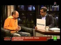 Español coloquial en la clase de ELE - Propuesta 1 - Humor español - YouTube