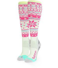 Burton Ultralight Wool Snowboard Socks