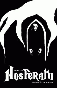 """F.W. Murnau's classic Nosferatu (1922) almost disappeared after a successful lawsuit by """"Dracula"""" author's Bram Stoker's widow. All copies were ordered destroyed. One was secretly spared. The rest is history."""