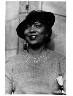 """Zora Neale Hurston is best known for the novel """"Their Eyes Were Watching God,"""" and her collections of folklore. Learn more about her works with AMERICAN MASTERS (photo: Library of Congress)"""
