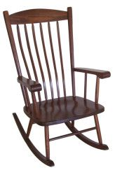 Amish Rocker Amish Adult Rocker in choice of brown maple or oak wood. Comfortable rocker for reading and relaxing. This is shaker style furniture that boasts a simple design with solid and strong elements. American made adult rocking chair. Maple Furniture, Oak Bedroom Furniture, Family Room Furniture, Hardwood Furniture, Amish Furniture, Coaster Furniture, Furniture Repair, Kids Furniture, Amish Rocking Chairs