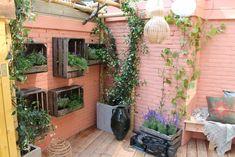 Een kleine maar fijne patio - Eigen Huis en Tuin