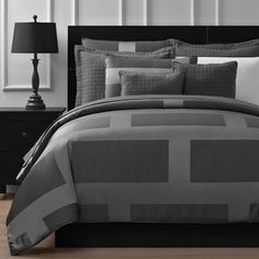 Shop for Comfy Bedding Frame Grey 5-piece Comforter Set. Get free shipping at Overstock.com - Your Online Fashion Bedding Outlet Store! Get 5% in rewards with Club O!