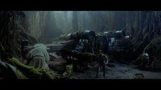 recreating star wars dagobah scene - Google Search