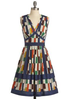 Plenty by Tracy Reese Plenty by Tracy Reese Hone Your Crafting Dress | Mod Retro Vintage Dresses | ModCloth.com