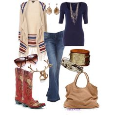 Love love the boots.  The cuff bracelet is fabulous!