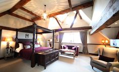 The Honeymoon Suite!