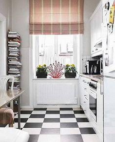 EL SUELO DAMERO   Decorar tu casa es facilisimo.com
