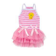 Happy High Quality 2017 Sweet Lovely Puppy Dog Princess Dress Dog Camisole Gauze Skirt Pet Dog Tutu Dress // Worldwide FREE Shipping //     #supplies