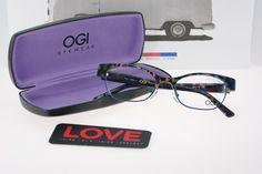 968dbdfd891 New Authentic OGI evolution 9200 1489 tortoise EYEGLASSES FRAME 50-18-140  Japan