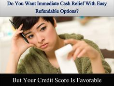 When you are not in a position to deal with unwanted cash difficulties and need the immediate fiscal support in the situation of emergency without delay but your credit score is not favorable then you can apply for poor credit installment loans. It is one of the beneficial monetary reliefs for the all types of applicants to easily solve unplanned financial problem in small duration with suitable repayment scheme. Apply now: http://www.poorcreditinstallmentloans.com