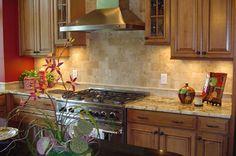 Classic Kitchen Remodel Idea