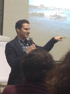 Storytelling for Social Good with Burt Herman, co-founder of Storify