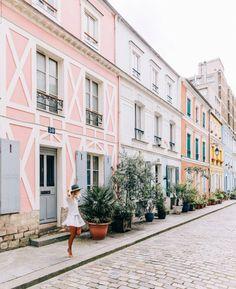 Italy & Paris