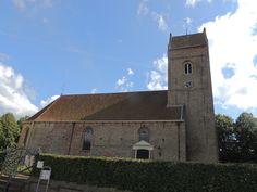 Oudkerk. Eigen bayke foto. Friesland The Netherlands