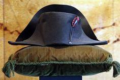 Un coleccionista paga 2,3 millones de dólares por el sombrero de Napoleón