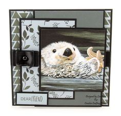 Handmade cards created using the new Dvd-Rom from Creative Crafting World called World Wildlife Volume III. Art work by Pollyanna Pickering. Chocolate Card, Handmade Birthday Cards, Handmade Cards, Image Sheet, World Crafts, Heartfelt Creations, Animal Cards, How To Make Bows, Pattern Paper