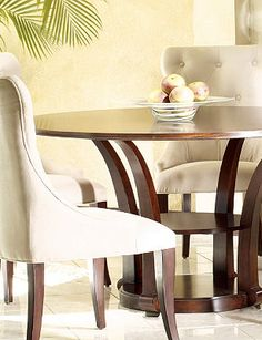Our Metropolitan Dining Table is a stylish addition to your dining area.