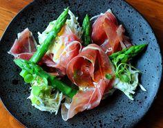 Prosciutto, Asparagus & Celeriac Remoulade