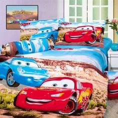 McQueen cars bed sets