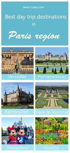 Online booking in France. Rent a car with driver in France. Rent a bus in France. Rent a van with driver in France. Paris Travel, France Travel, Versailles, Disneyland, Malaga Airport, Day Trip From Paris, Fontainebleau, Travel Vlog, Travel Tips